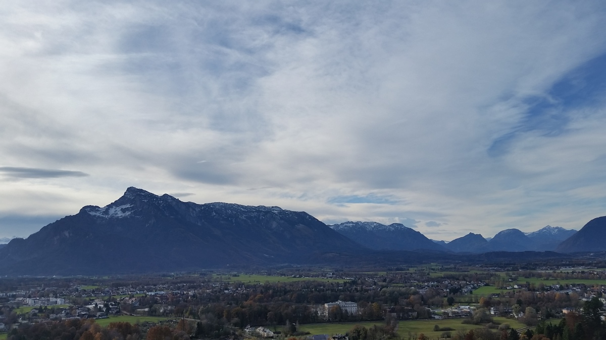 Stories Abroad: A weekend in Austria